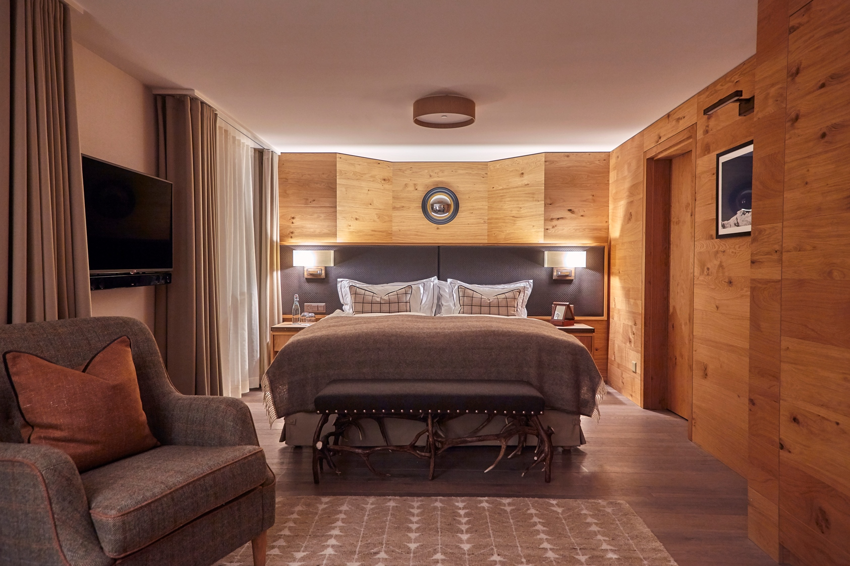 Eröffnung: All-Suite-Hotel The Capra Saas-Fee › Luxvisor